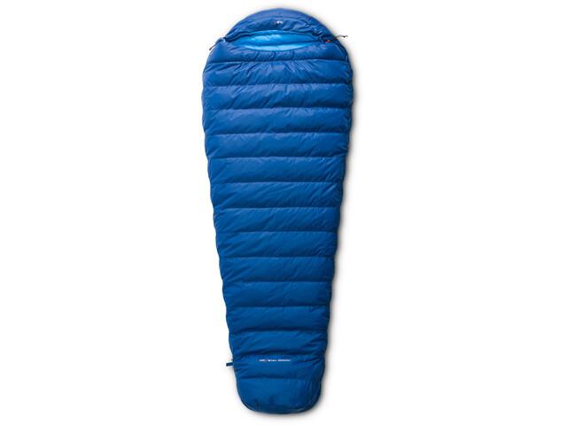 Y by Nordisk Tension Mummy 500 Sac de couchage XL, royal blue/methyl blue